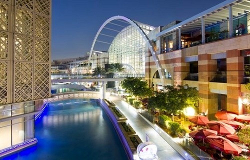 Dubai City Festival Mall