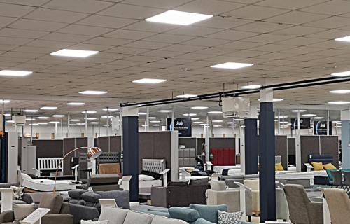 Furniture Store LED Lighting