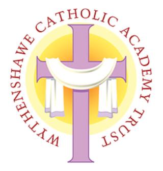 wythenshawe trust school logo