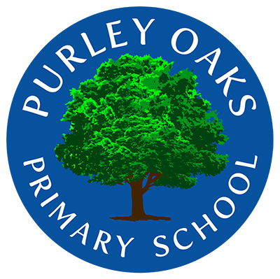 purley oaks school logo
